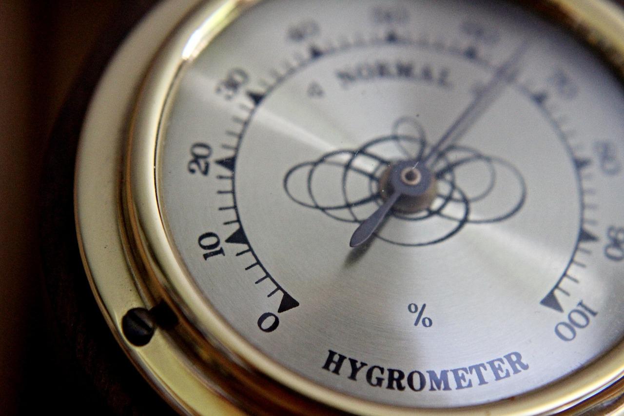 Qu'est-ce qu'un hygromètre?